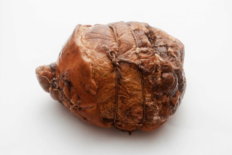 Jambon cuit supérieur à l'ancienne