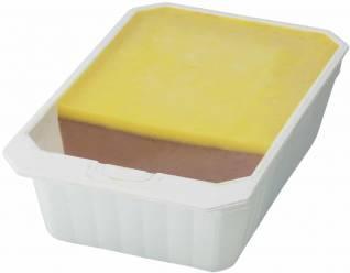 Mousse pur canard graisse jaune