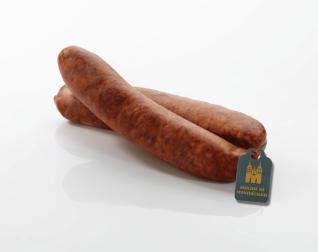 Saucisse de Montbéliard IGP