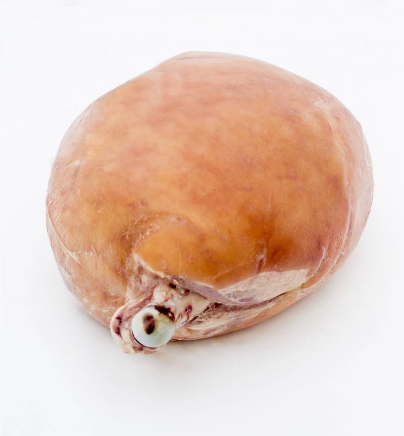 Jambon cuit supérieur, os dégougé