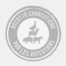 Andouillettes de Troyes refourrées main en gelée