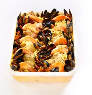 Paella «Qualité Supérieure»