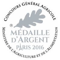 Fiers des médailles de nos fabricants et partenaires au Concours Général Agricole 2016 !
