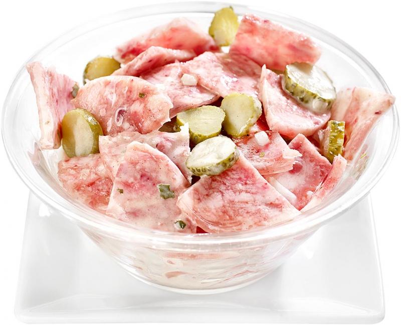 Salade museau de porc