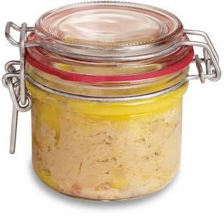 Foie gras sud ouest mi-cuit