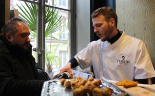 L'événement offert par DIPSA à ses clients restaurateurs