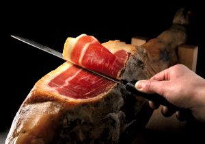 jambon serrano, jambon espagnol