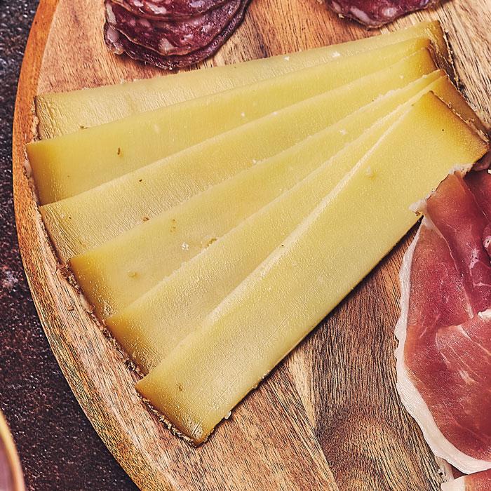 Le fromage, un comté affiné 18 mois