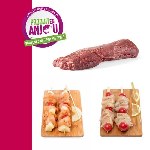 produits labellisés produit en Anjou
